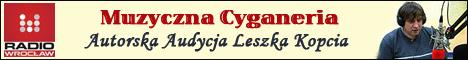 Muzyczna Cyganeria - Leszek Kopeć
