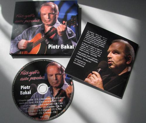 Piotr Bakal - Fait gaffe aux paroles